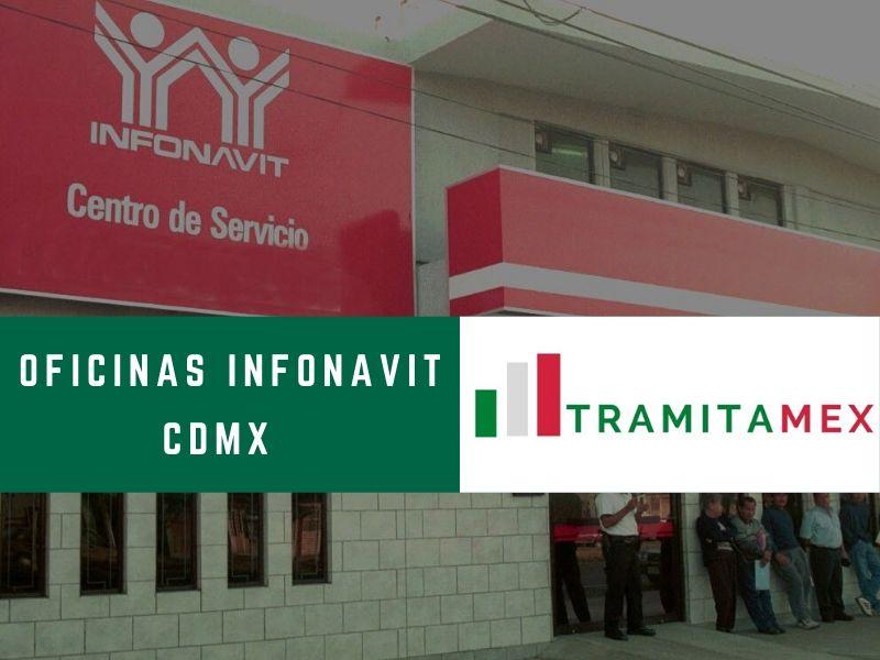 Oficinas Infonavit en CDMX