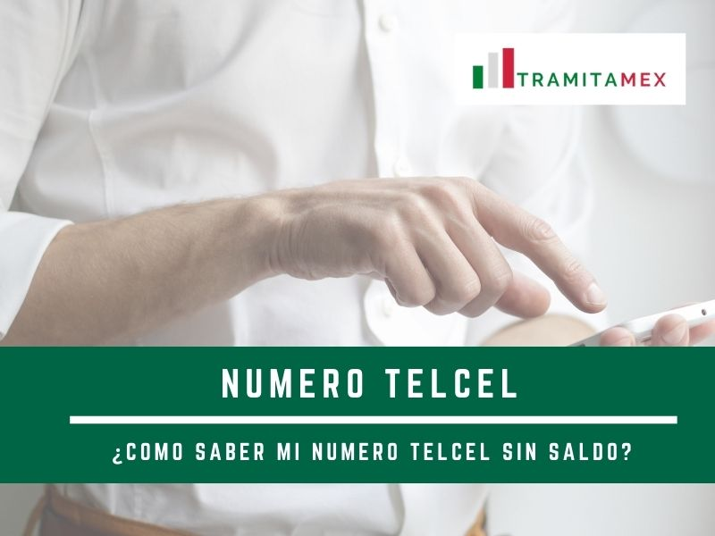 Como saber mi numero Telcel