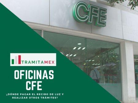 Oficinas CFE en México